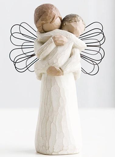 Angel of Embrace (Melek Kucaklaması)-Willow Tree